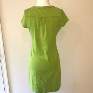 Banana Republic Factory Dresses - Banana Republic Short Sleeve Cotton Dress - Sz Sm
